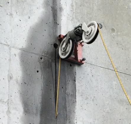 Wire Saw Cutting