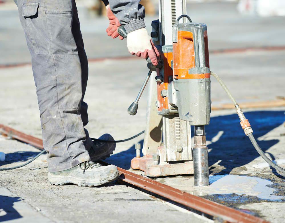 Concrete Coring and Drilling in Dubai