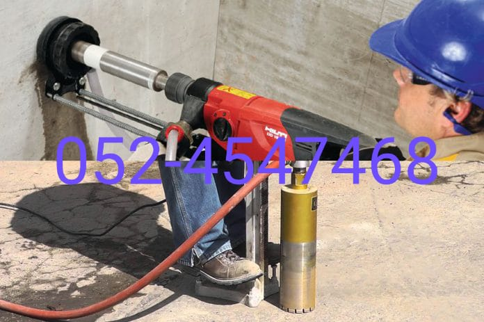 Core Cutting and Concrete Coring Companies in Dubai