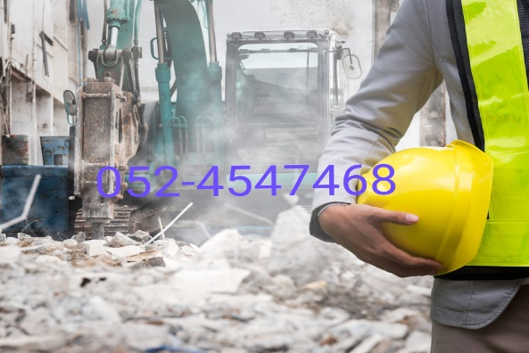 Demolition Companies in Dubai | Demolition Works Services