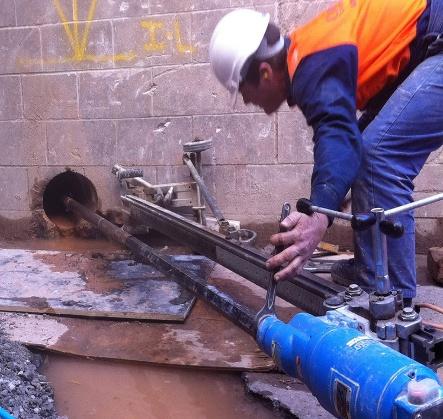 Diamond Core Drilling