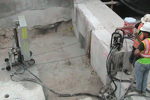 Concrete Cutting in UAE