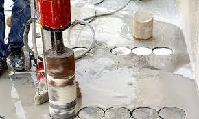Concrete Coring and Core Cutting Services In Dubai UAE